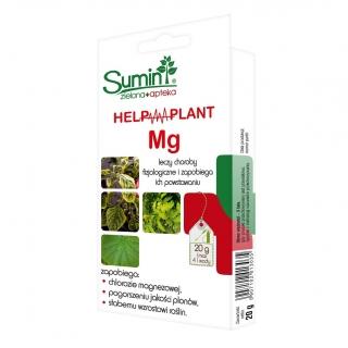Help Plant Mg - na chlorozę magnezową, słabe plony i wzrost roślin - Sumin - 20 g