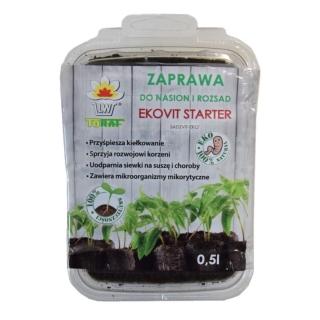 Zaprawa do nasion i rozsad - Ekovit Starter - 500 ml