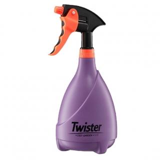 Opryskiwacz ręczny Twister - 1 l - fioletowy - Kwazar