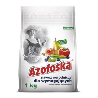 Azofoska granulowana - nawóz dla wymagających - Florovit - 1 kg