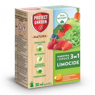 Limocide warzywa i owoce - naturalny środek 3 w 1 - Protect Garden (dawniej Bayer) - 30 ml