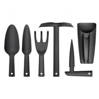 Zestaw 6 narzędzi ogrodniczych - Respana Gardening Tools Set