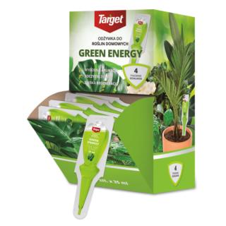 Nawóz do roślin zielonych - Green Energy - w formie wygodnego aplikatora - Target - 35 ml