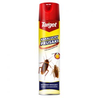 Down-Control MAX AE - skutecznie zwalcza karaluchy i prusaki - Target - 300 ml