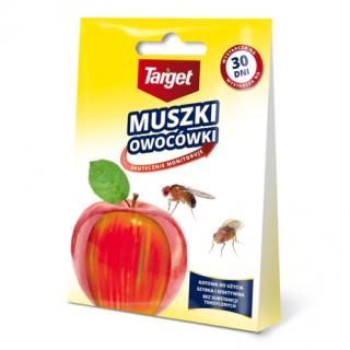 Pułapka do zwalczania muszek owocówek - Target - 15 ml