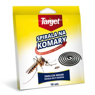 Spirale odstraszające komary - Target - 10 sztuk