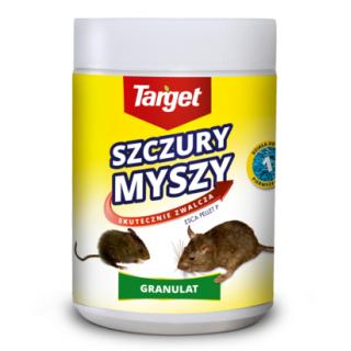 Esca pellet - granulat skutecznie zwalczający myszy i szczury - Target - 150 g