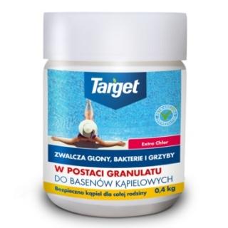 granulki do dezynfekcji wody w basenie - Target - 0,4 kg