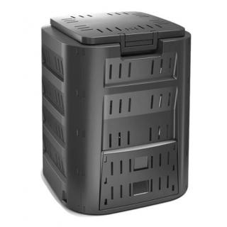 Kompostownik Compogreen 320 litrów - czarny