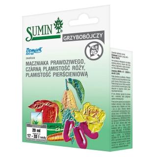 Domark 100 EC - na choroby grzybowe w ogródkach warzywnych - Sumin - 20 ml