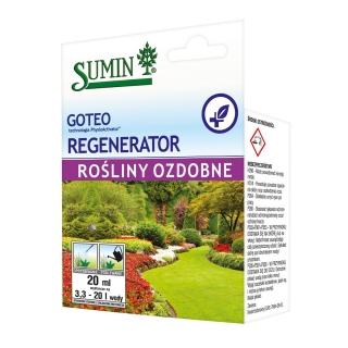 Goteo - regenerator roślin ozdobnych - Sumin - 20 ml