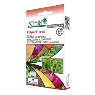 Polyram 70 WG - grzybobójczy i zapobiegawczy - Sumin - 5 g