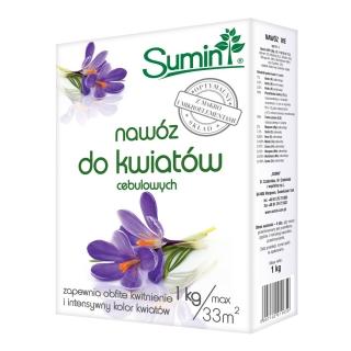 Nawóz do roślin cebulowych z makro i mikroelementami - Sumin - 1 kg