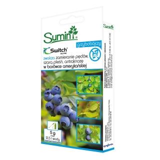 Switch 62,5 WG - na choroby grzybowe borówek - Sumin - 5 g