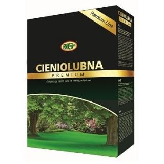 Mieszanka traw - Cieniolubna Premium - 1 kg