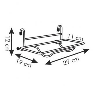 Pojemnik na papierowe ręczniki - MONTI