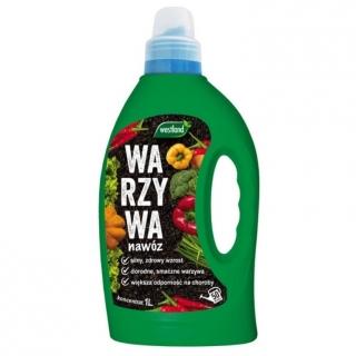 Nawóz do warzyw i ziół - silny i zdrowy wzrost - Westland - 1 litr