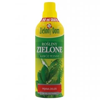 Nawóz dla roślin zielonych - Zielony Dom - 750 ml