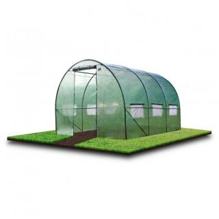 Szklarnia ogrodowa, foliowa - 2,5 x 4 x 2 m