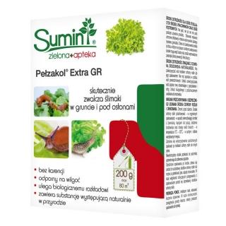 Środek ślimakobójczy Pełzakol Extra GR - Sumin - 5 kg