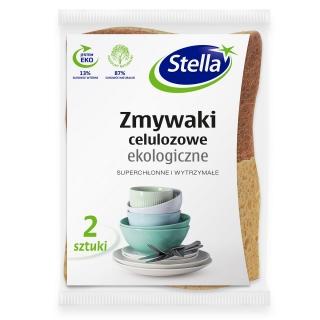Zmywaki celulozowe ekologiczne - 2 szt.