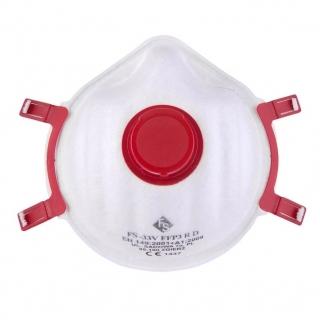 Półmaska filtrująca FFP3 - regulowana