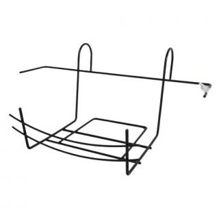 Uchwyt do skrzynek balkonowych Gala/Lotos - metalowy