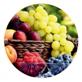 Słoiki zakręcane szklane na dżemy i przetwory z owoców - fi 82 - 250 ml z zakrętkami - 8 szt.