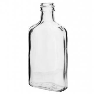 Butelka na nalewkę - piersiówka - 100 ml