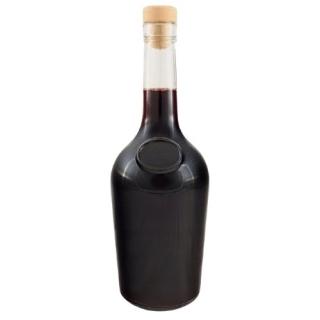 Butelka Gloria z korkiem - 500 ml - 5 szt.