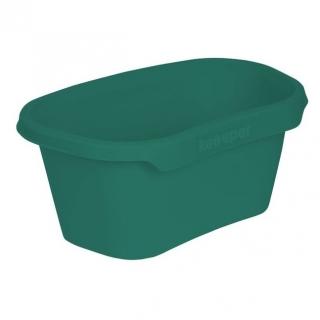 Wanna na pranie - Tilda - 57,5 x 38 cm - eco zielony