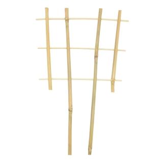 Drabinka bambusowa do kwiatów S4 - 35 cm