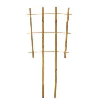 Drabinka bambusowa do kwiatów S4 - 45 cm