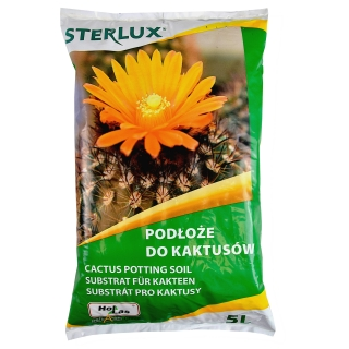 Podłoże do kaktusów i sukulentów - 5 litrów