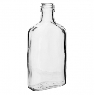 Butelka na nalewkę - piersiówka - 200 ml