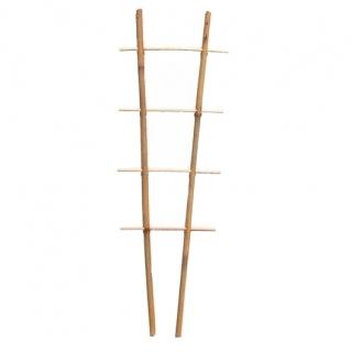Drabinka bambusowa do kwiatów S2 - 60 cm