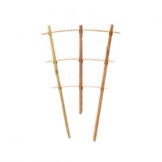 Drabinka bambusowa do kwiatów S3 - 45 cm