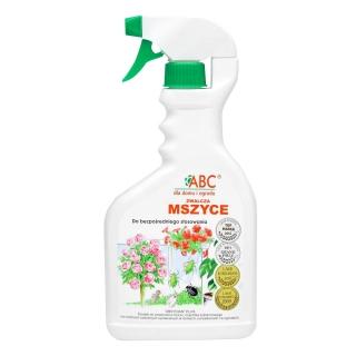 Preparat na mszyce ABC - Zwalczanie mszycy i innych szkodników w uprawie roślin ozdobnych (ogrody działkowe i przydomowe, rośliny doniczkowe)