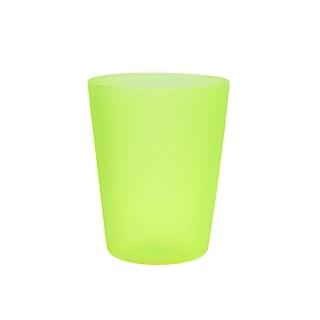 Kubek plastikowy 0,25 l - świeży zielony