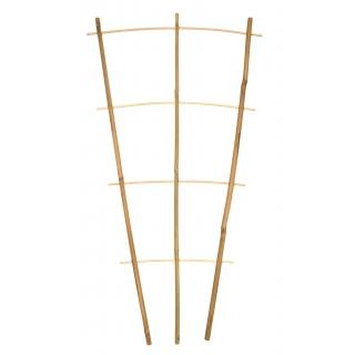 Drabinka bambusowa do kwiatów S3 - 60 cm