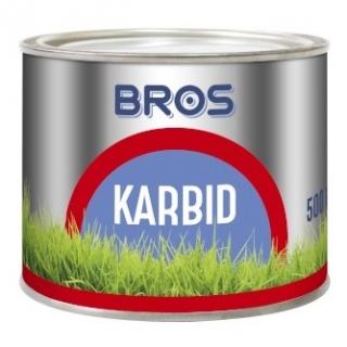 Karbid granulowany - BROS - 500 g