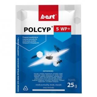 Polcyp 5 WP - zabija wszelkie owady - Best - 25 g
