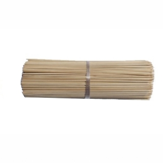 Patyczki z bambusa obrabianego - 40 cm - 10 szt.