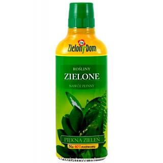 Nawóz dla roślin zielonych - Zielony Dom - 300 ml