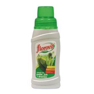 Nawóz do palm, juk i dracen - Florovit - 250 ml
