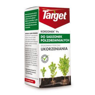 Korzonek PZ do ukorzeniania - sadzonki półzdrewniałe roślin ozdobnych np. cyprysik, żywotnik, tuje, cis, gerbera