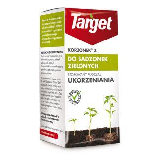 Korzonek Z do ukorzeniania - sadzonki zielone roślin ozdobnych np. pelargonie, rośliny domowe
