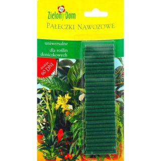Pałeczki nawozowe uniwersalne dla roślin doniczkowych - 50 sztuk