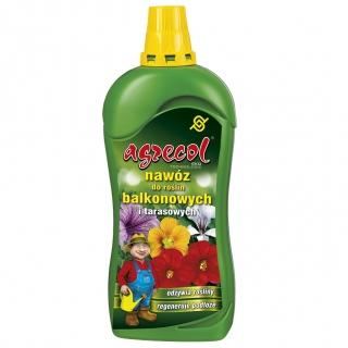 Nawóz do roślin balkonowych i tarasowych - Agrecol - 750 ml
