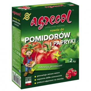 Nawóz do pomidorów i papryki - Agrecol - 1,2 kg